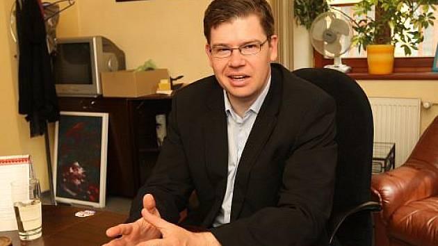 Ministr spravedlnosti Jiří Pospíšil