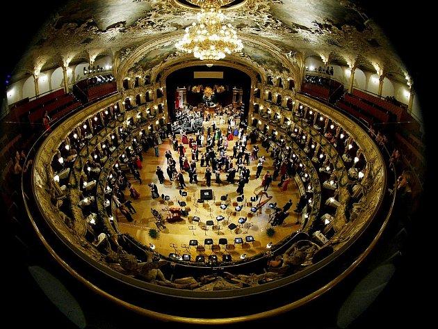 Státní opera Praha.