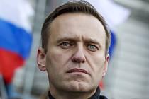 Lídr ruské opozice Alexej Navalnyj na snímku z 29. února 2020