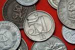 Návrat do ČSSR - mince