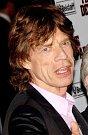 Hudebník Mick Jagger