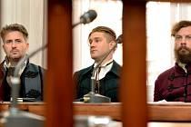 Obvodní soud pro Prahu 1 začal dnes projednávat případ členů skupiny Ztohoven.