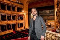 umělecký šéf Baletu ND Filip Barankiewicz
