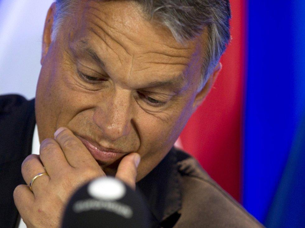 Maďarský premiér Viktor Orbán je přesvědčený, že Evropě hrozí zánik, pokud Evropská unie nebude chránit své hranice.