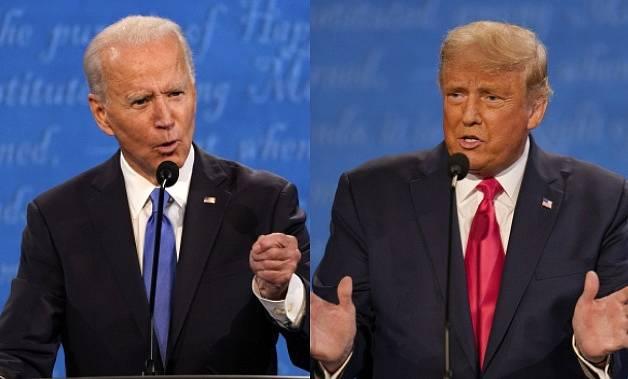 Americké prezidentské volby: Joe Biden (vlevo) a Donald Trump.