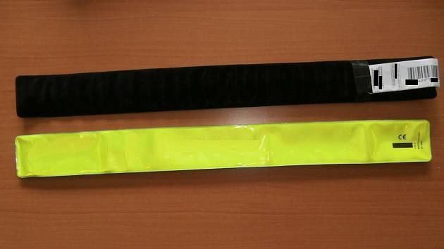 Pásky, které splňují potřebné parametry.
