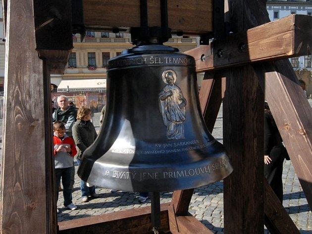 Zvon pro kostel svatého Michala
