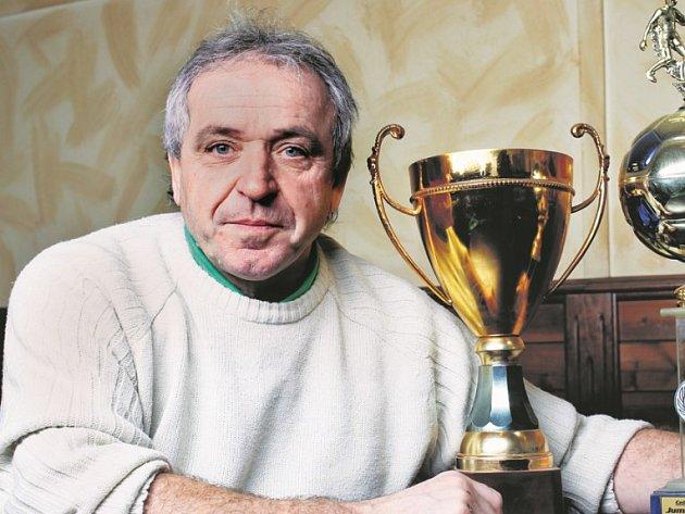 Ladislav Vízek, fotbalista