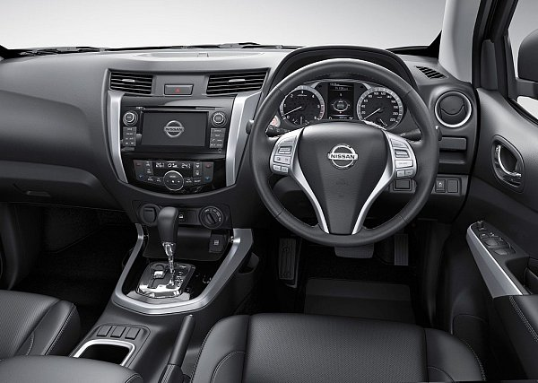Nissan NP300 Navara.