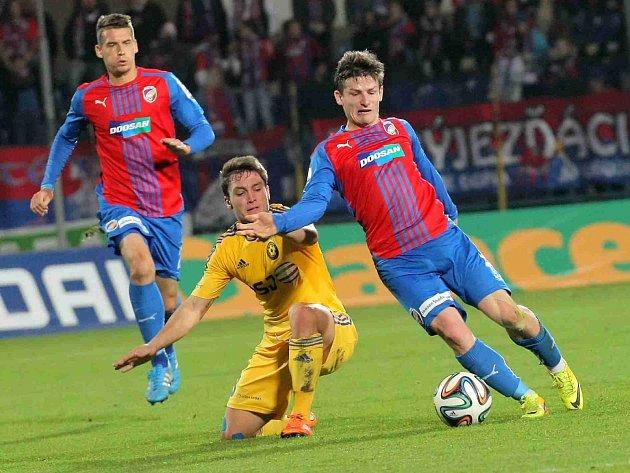 Plzeň prohrála v Jihlavě 1:2