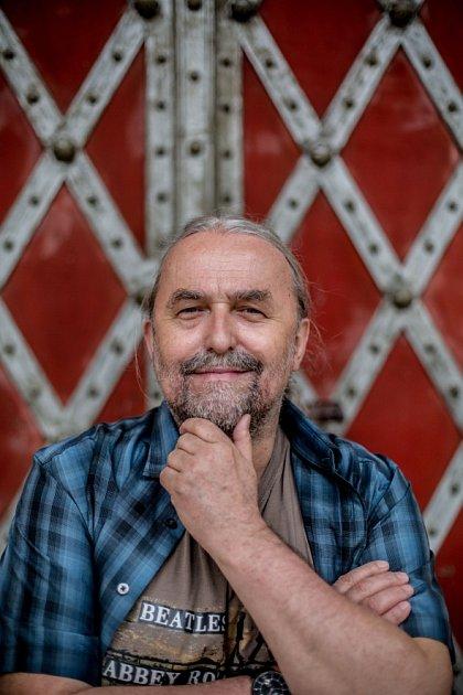 Historik Jaroslav Čechura.