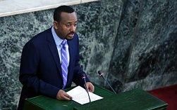 Abiy Ahmed, nový etiopský premiér.