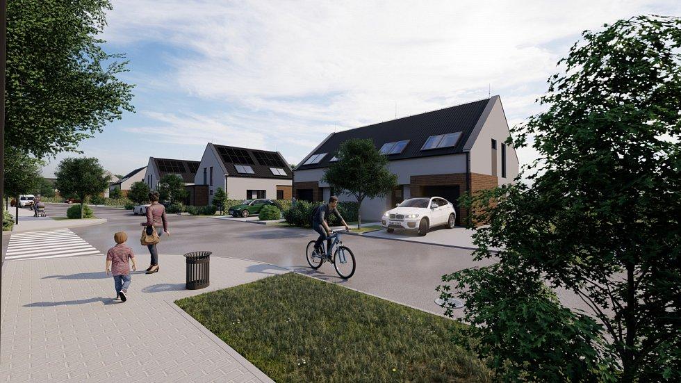 Bidli roste ve východočeském Rodově, bude tvořit až 194 bytových jednotek – byty 1+kk až 4+kk v řadových domech a rodinné dvojdomy 5+kk.