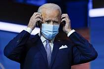 Nastupující prezident USA Joe Biden