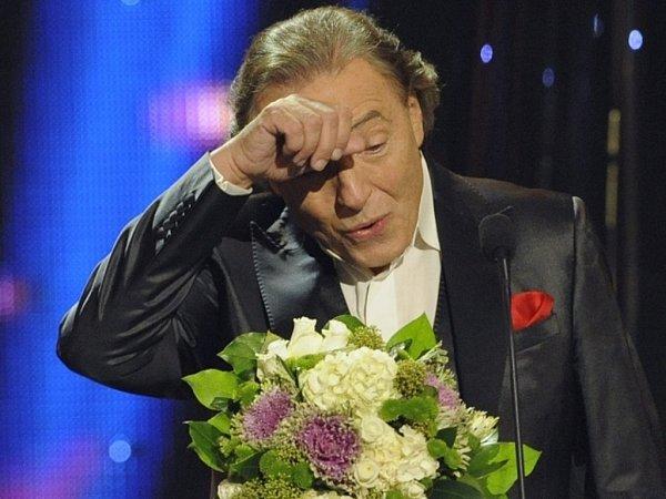 Slavnostní předávání hudebních cen Český slavík 2012.