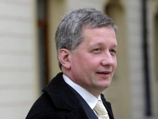 Docent ústavního práva Zdeněk Koudelka.