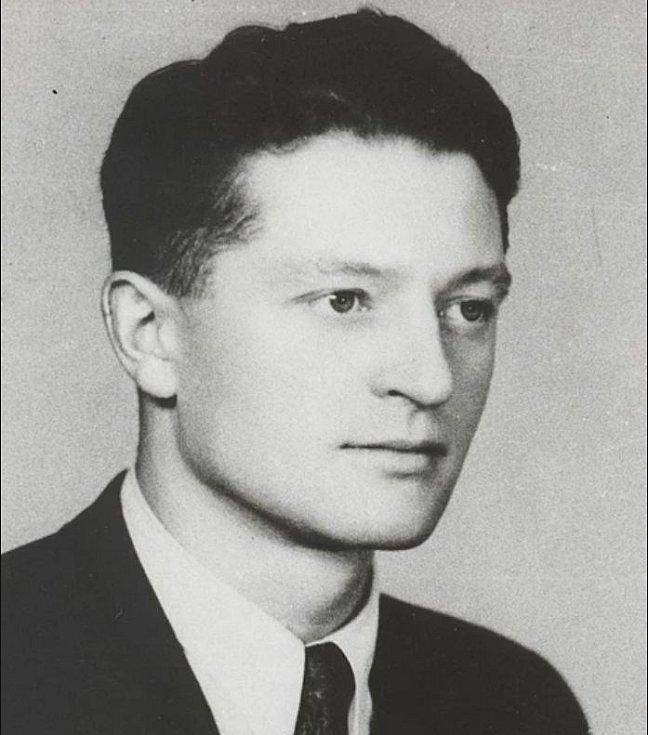 Radista četař aspirant Jaroslav Šperl