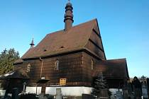 Liberský kostel ze 17. století patří mezi architektonické skvosty.