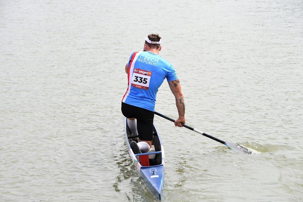 Martin Fuksa ve finále mistrovství světa