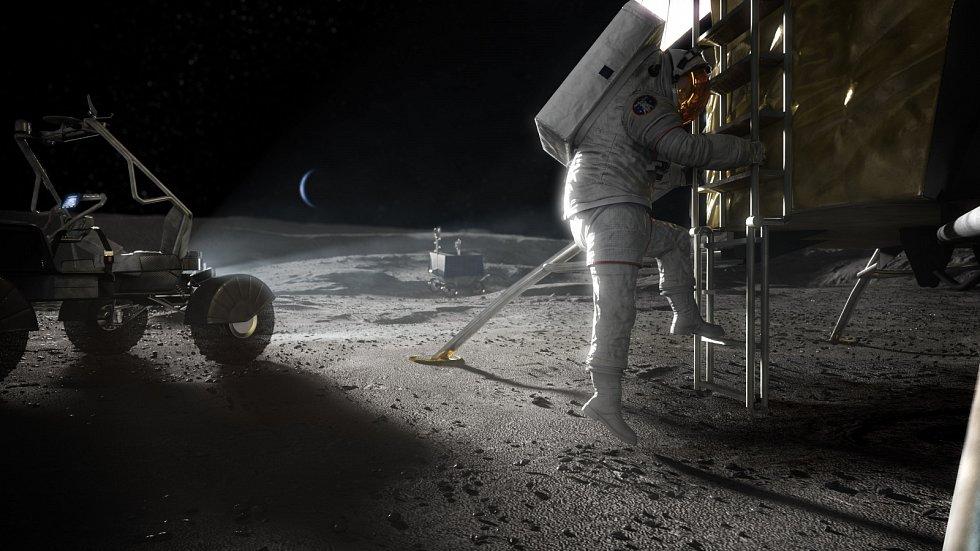 Plánovaná mise NASA na Měsíc nese název Artemis