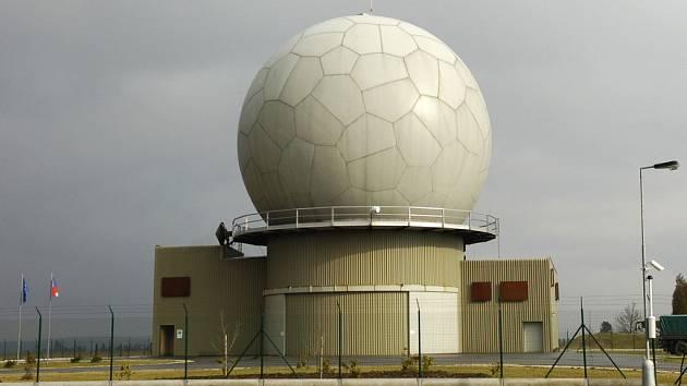 Ilustrační foto. Radar u Nepolis