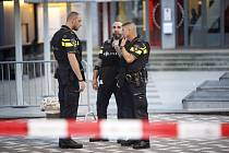Nizozemská policie zadržela skupinu, která připravovala teroristický útok