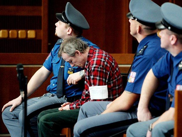 Soudce Petr Mráka vynese rozsudek nad Novákem v pátek mezi jednou a druhou hodinou odpoledne.