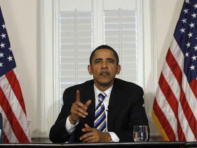 Senátor Barack Obama má v Jižní Karolíně silnou základnu afroamerických fanoušků.