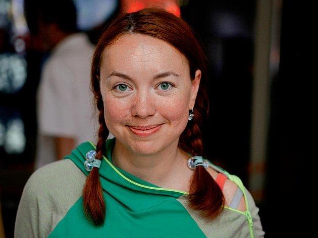 Mladá krev. Filmová režisérka Oksana Byčkovová věří, že v ruském filmu bude líp.