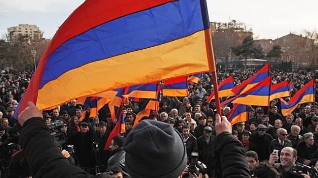 Prezidentské volby v Arménii