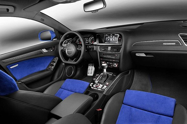 Audi RS 4Avant Nogaro selection.