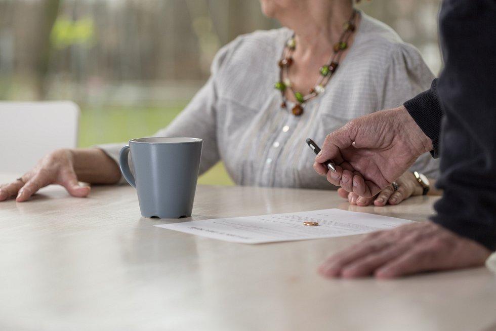 Rozvod navíc dnes již není takovým stigmatem, jako kdysi…