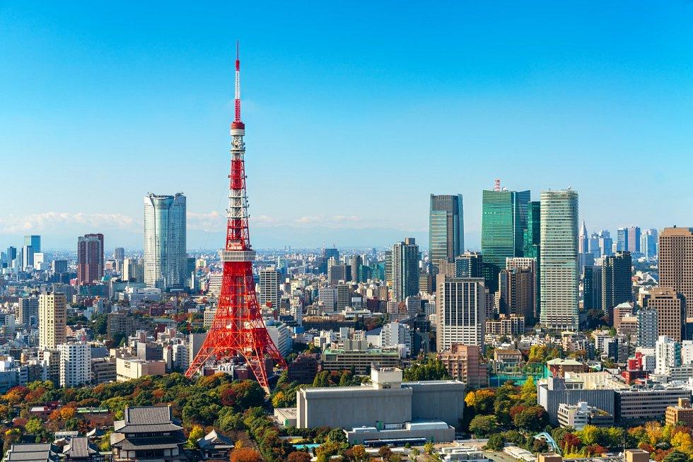 Tokio. Ilustrační snímek