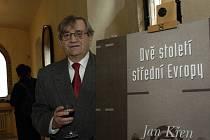 Český historik Jan Křen