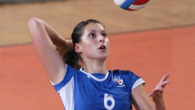 Volejbalistka Veronika Vlásková.