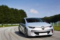 Koncept Renault Eolab.