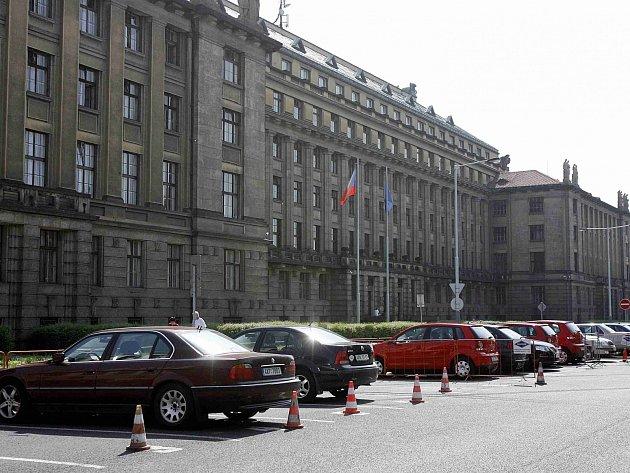 Ministerstvo dopravy. Ilustrační foto