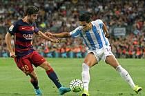Barcelona vs. Malaga: Sergi Roberto a Recio
