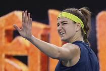 Karolína Muchová na Australian Open zazářila. Její cesta skončila až v semifinále.