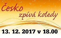 Česko zpívá koledy Ústí n. L.