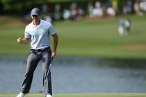 Golfista Rory McIlroy zahrál na PGA Tour v Charlotte nejlepší kolo v kariéře a překonal rekord hřiště.