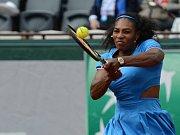 Serena Williamsová na Roland Garros.
