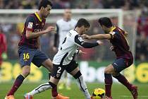Barcelona vs. Valencie