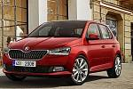 Škoda Fabia s novým faceliftem
