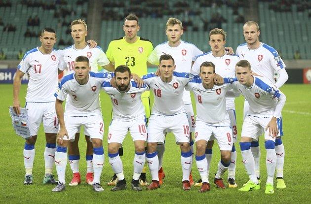 Česko - Ázerbájdžán
