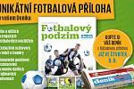Fotbalový podzim 2019 - unikátní příloha Deníku.