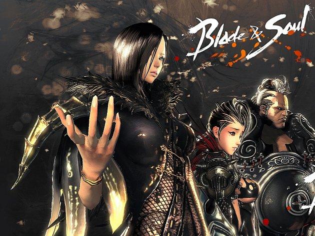 Počítačová hra Blade & Soul.