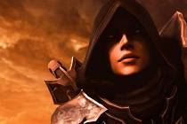 Lovkyně démonů ze hry Diablo 3.