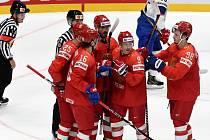 Gólová radost ruského týmu na MS.