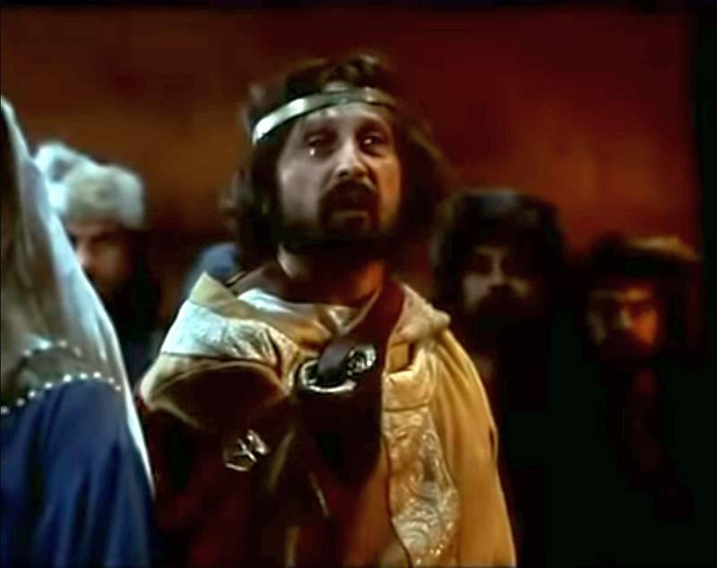 Ve filmu Oldřich a Božena režiséra Otakara Vávry z roku 1984 hrál knížete Jaromíra Ladislav Frej
